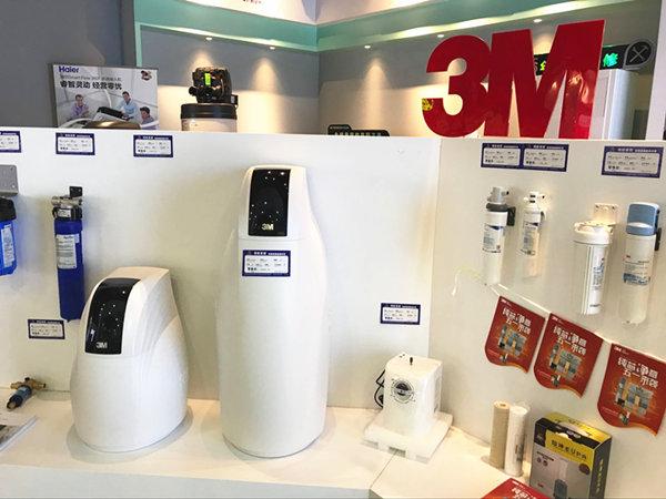 3M全屋净水系统之软水机