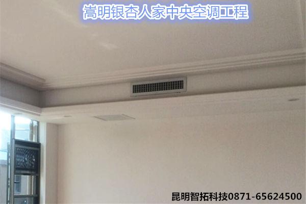 银杏人家家用中央空调